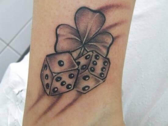 Dice Tatto