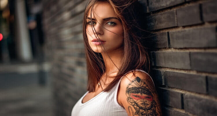 Tattoo Model pic