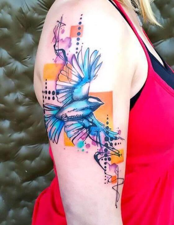 Amazing bird tattoo designs 2021