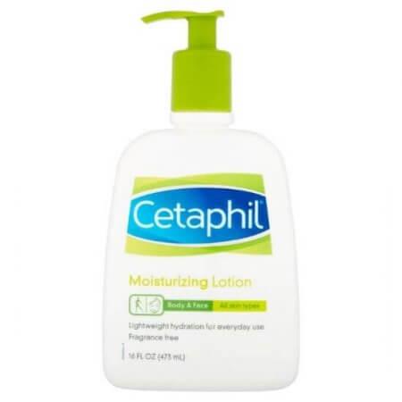 Cetaphil Fragrance-Free Moisturizing Lotion