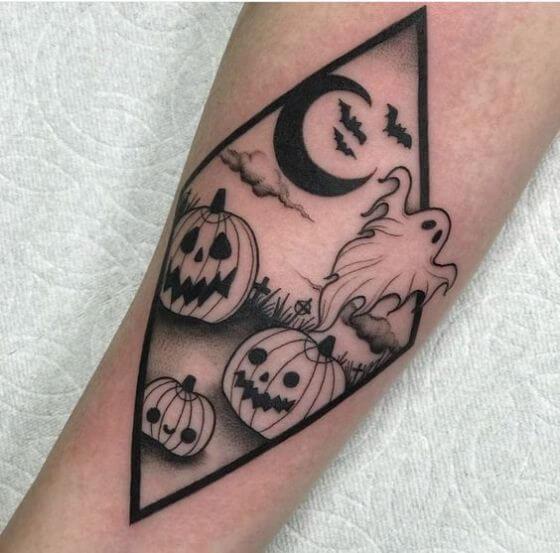 Graveyard Halloween image