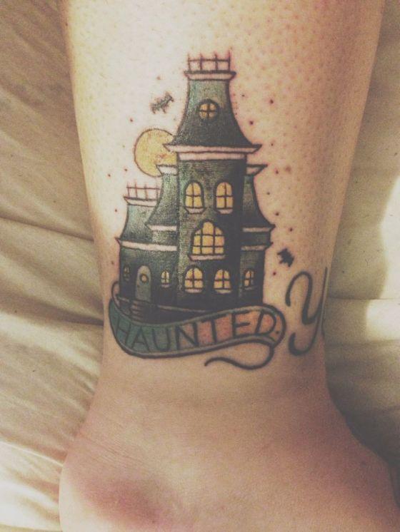 Hunted Tattoo