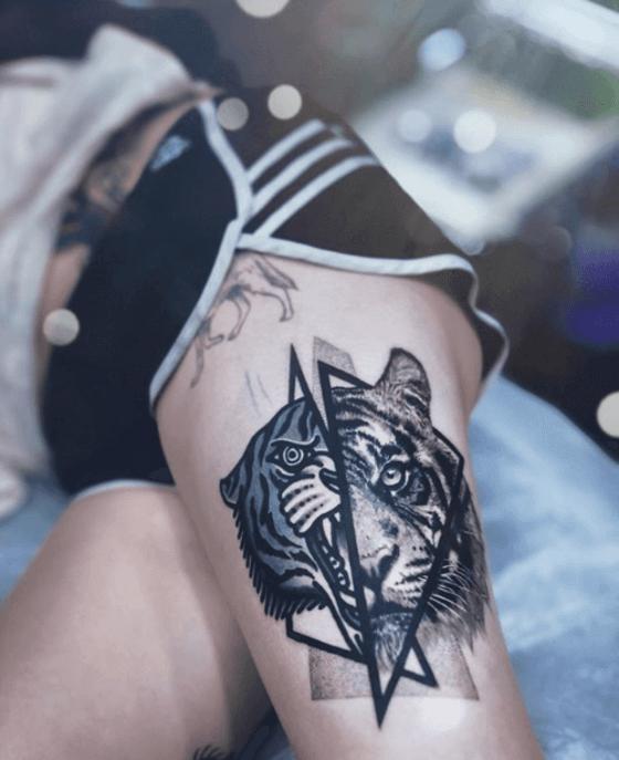 Mixed Tattoo Ideas in 2021