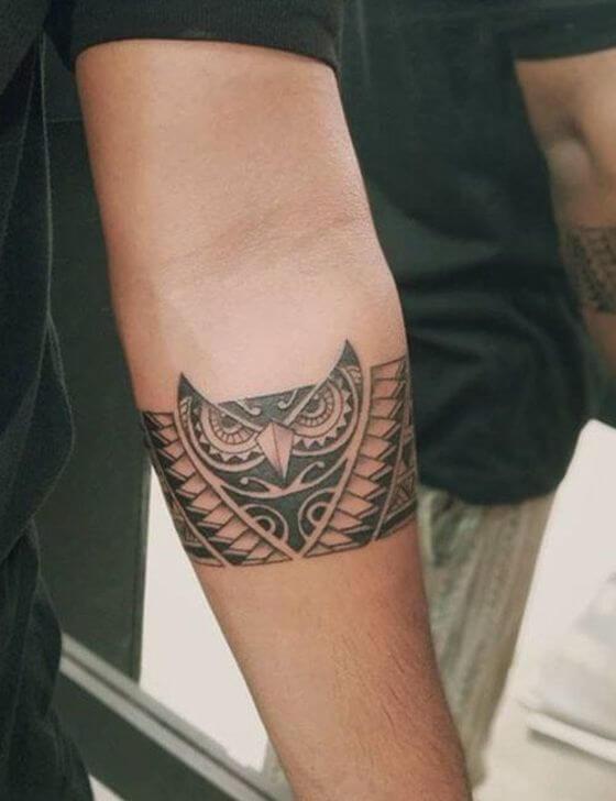 Maori Band Tattoo
