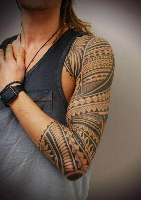 Maori Tattoo ideas on forearm