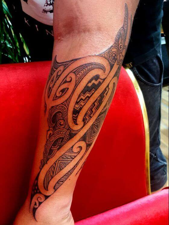 Maori arm tattoo designs 2021