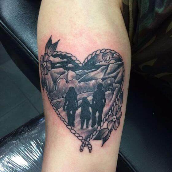 Best Family tattoo ideas for families