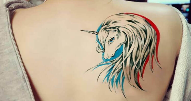 Impressive Unicorn Tattoo Designs And Ideas