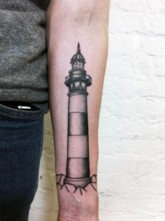 forearm tattoo for men in 2021