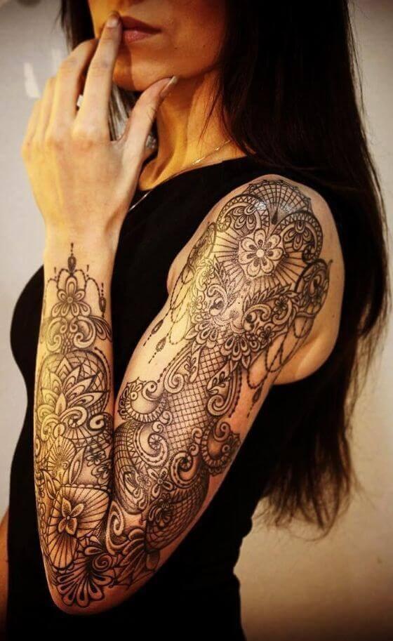Whimsical Tattoo