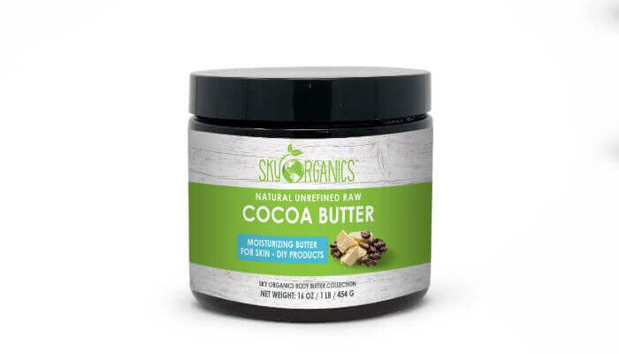 Cocoa Butter by Sky Organics