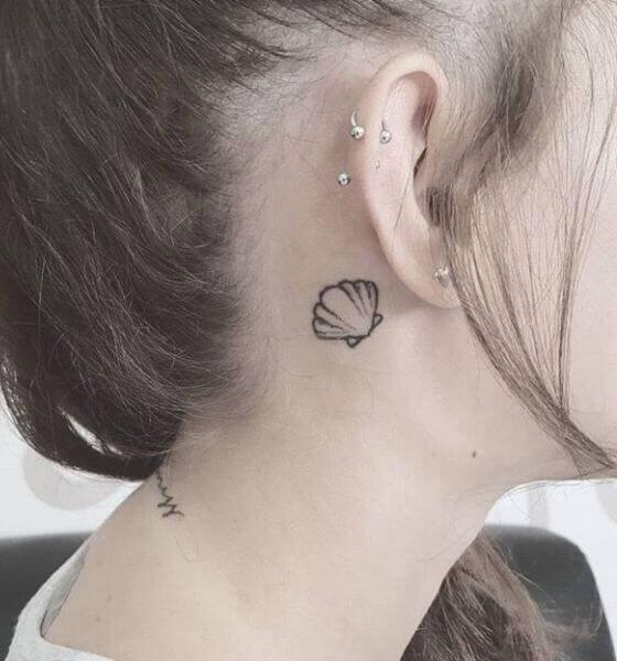 Shell Tattoo