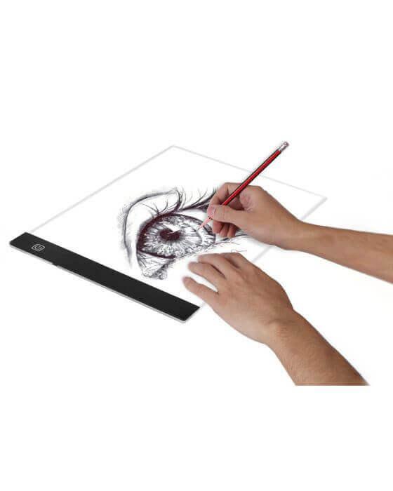 LED Light Pad Drawing Tracing Board