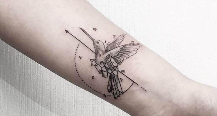 Best Hummingbird Tattoo Ideas