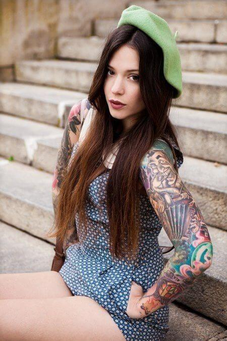 Tattoos are an Excellent Form of Self-Expression
