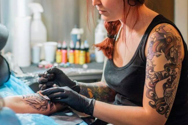 Choose Best Tattoo Artist