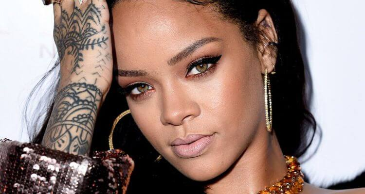 Rihanna's Tattoos and Meaning