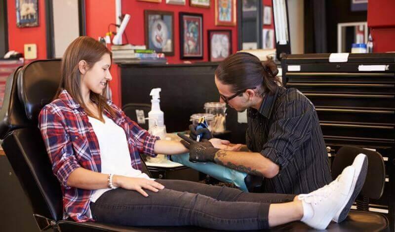 Choose the Best Tattoo Artist