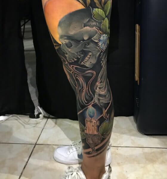Fusion Tattoo