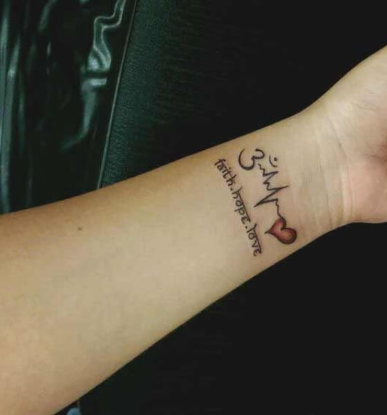 Faith-hope-love-tattoo-on-wrist