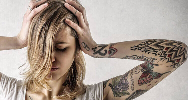 How to get rid of tattoo regret