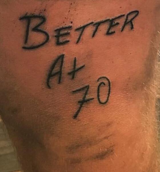 Justin Bieber Tattoo Better at 70