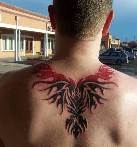 Best Phoenix Tattoo Design