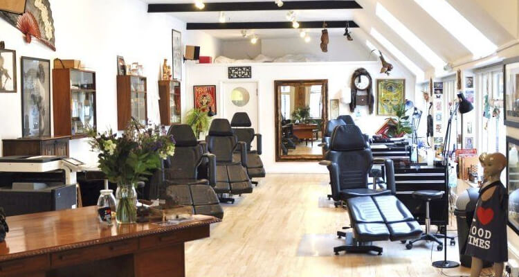 Best Tattoo Shop in London
