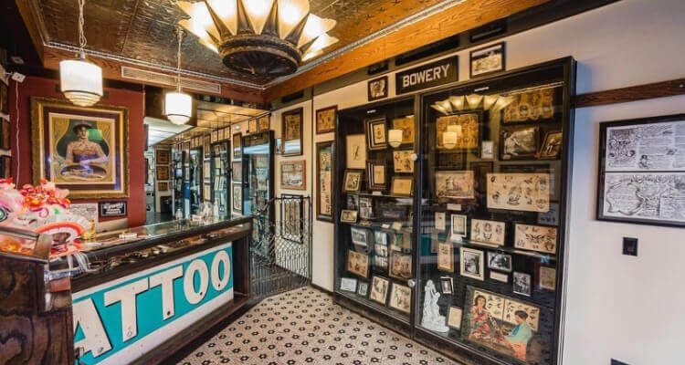 Best Tattoo Shops in NYC