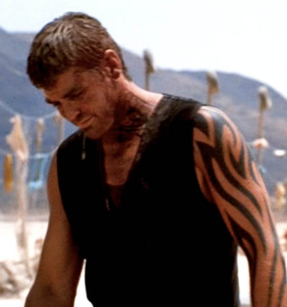 Dusk Till Dawn Huge Arm Tattoo