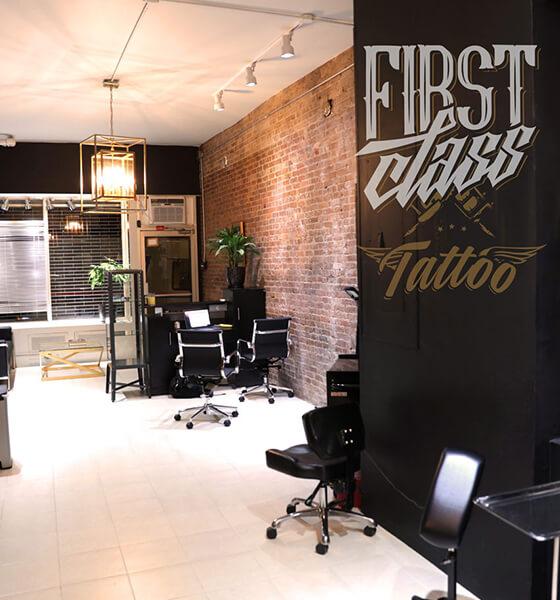 First Class Tattoo Shop