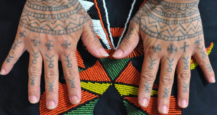 How to Avoid Your Black Tattoo Turning Green