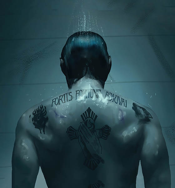 John Wick - Fortis Fortuna Adiuvat Tattoo