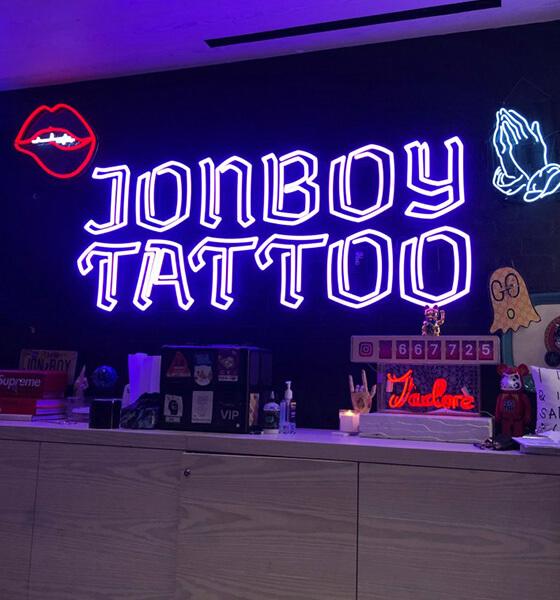 JonBoy Tattoo Shop
