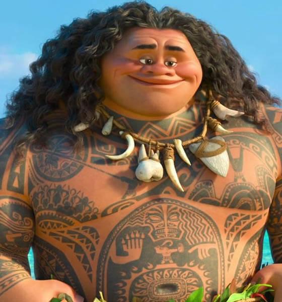 Moana Tattoo - Movie Tattoo