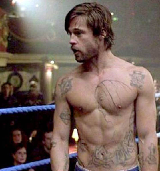 Snatch - pikey boxer tattoos