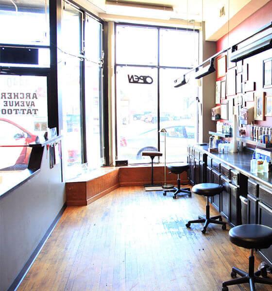 Archer Avenue Tattoo Studio