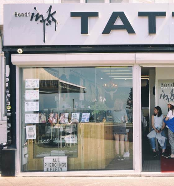 Bondi Ink - Popular Tattoo Studio in Sydney