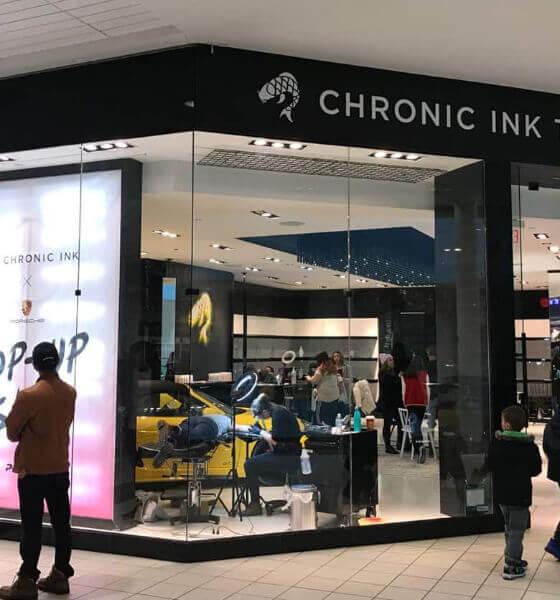 Chronic Ink Tattoo Studio