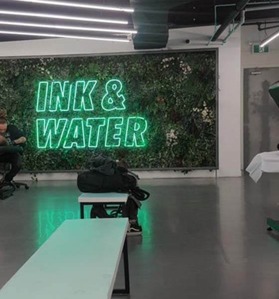 Ink & Water Tattoo Studio
