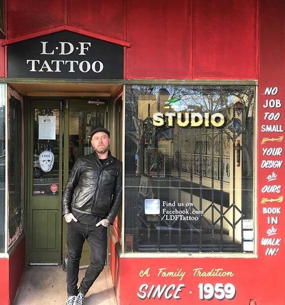LDF Tattoo Studio