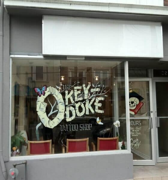 Okey-Doke Tattoo Shop