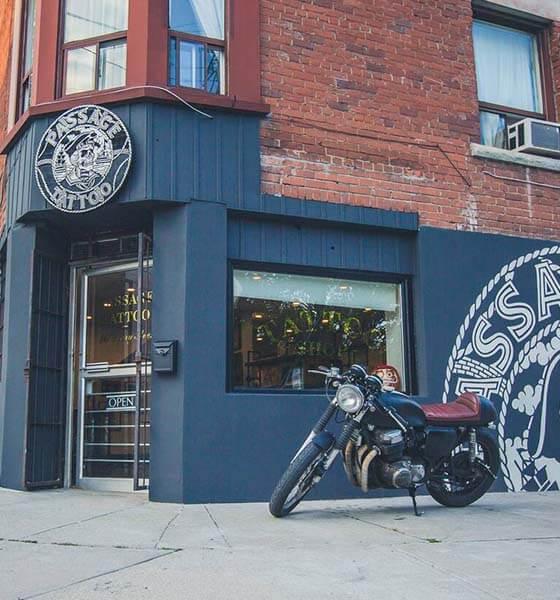 Passage Tattoo Studio in Toronto