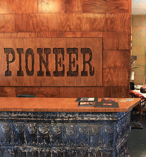 Pioneer Tattoo Shop in Chicago