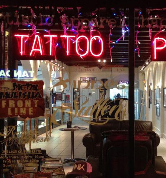 Royal Flesh Tattoos and Piercings Shop