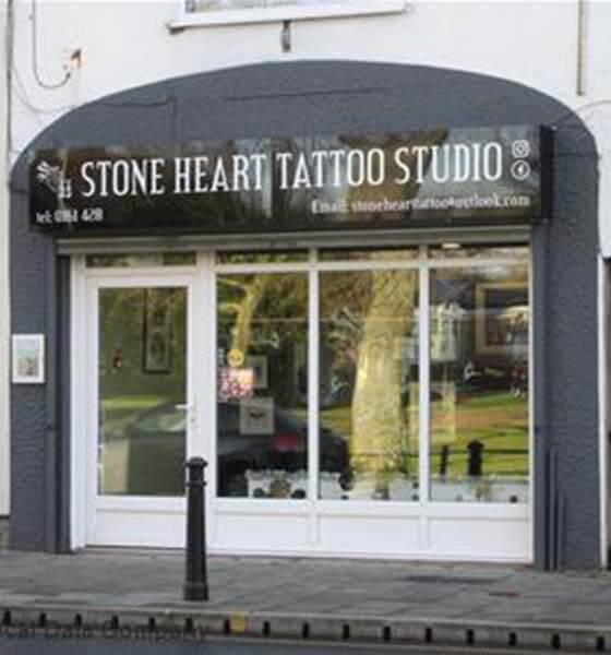 Stone Heart Tattoo Studio