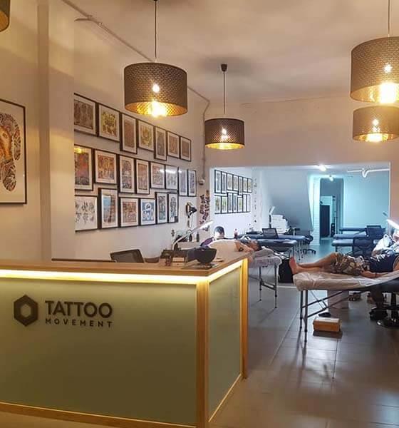 Tattoo Movement Studio - Sydney