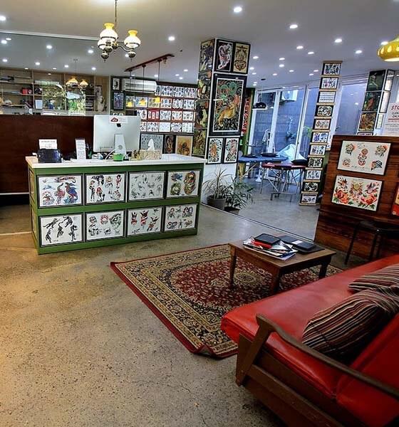 The Darling Parlour - Tattoo Shop