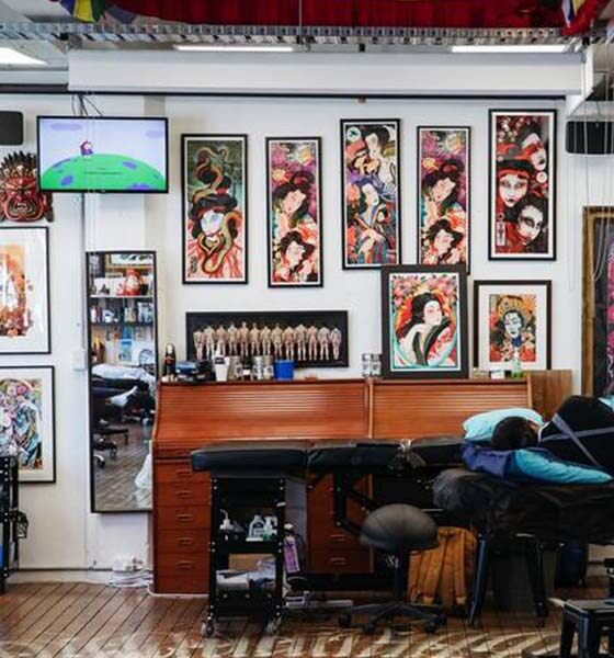 Tokyo Tattoo Studio in Sydney